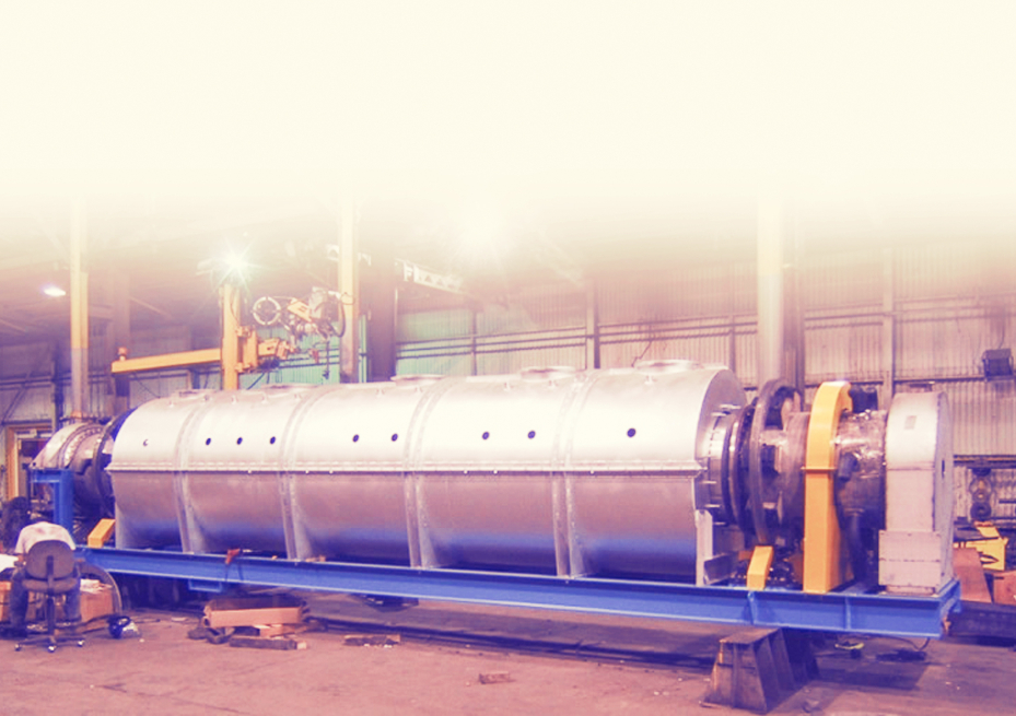 Drying Plant ( DDGS)